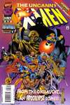 Uncanny X-Men #335 comic books - cover scans photos Uncanny X-Men #335 comic books - covers, picture gallery