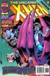 Uncanny X-Men #336 comic books - cover scans photos Uncanny X-Men #336 comic books - covers, picture gallery
