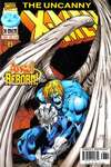 Uncanny X-Men #338 comic books - cover scans photos Uncanny X-Men #338 comic books - covers, picture gallery