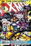 Uncanny X-Men #344 comic books - cover scans photos Uncanny X-Men #344 comic books - covers, picture gallery