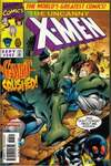 Uncanny X-Men #347 comic books - cover scans photos Uncanny X-Men #347 comic books - covers, picture gallery