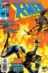 Uncanny X-Men #351 comic books - cover scans photos Uncanny X-Men #351 comic books - covers, picture gallery