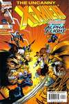 Uncanny X-Men #355 comic books - cover scans photos Uncanny X-Men #355 comic books - covers, picture gallery