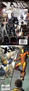 Uncanny X-Men #495 comic books - cover scans photos Uncanny X-Men #495 comic books - covers, picture gallery
