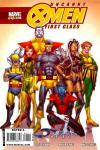 Uncanny X-Men: First Class comic books