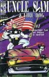 Uncle Sam & Fire Dog comic books