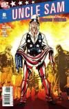 Uncle Sam and the Freedom Fighters #8 comic books for sale