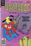 Underdog #15 Comic Books - Covers, Scans, Photos  in Underdog Comic Books - Covers, Scans, Gallery