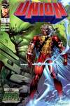 Union #3 cheap bargain discounted comic books Union #3 comic books