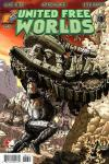 United Free Worlds #6 comic books for sale