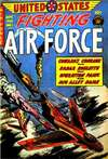 United States Fighting Air Force Comic Books. United States Fighting Air Force Comics.