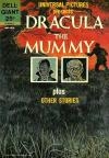 Universal Pictures Presents Dracula the Mummy and Other Stories comic books