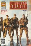 Universal Soldier #2 Comic Books - Covers, Scans, Photos  in Universal Soldier Comic Books - Covers, Scans, Gallery