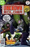 Unknown Soldier Comic Books. Unknown Soldier Comics.