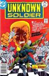 Unknown Soldier #206 comic books for sale