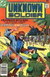 Unknown Soldier #208 comic books for sale