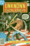 Unknown Soldier #209 comic books - cover scans photos Unknown Soldier #209 comic books - covers, picture gallery
