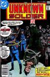 Unknown Soldier #210 comic books - cover scans photos Unknown Soldier #210 comic books - covers, picture gallery