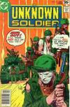 Unknown Soldier #211 comic books for sale