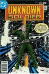 Unknown Soldier #212 comic books for sale
