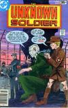 Unknown Soldier #213 comic books for sale