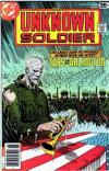 Unknown Soldier #216 comic books - cover scans photos Unknown Soldier #216 comic books - covers, picture gallery