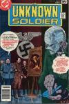 Unknown Soldier #217 comic books - cover scans photos Unknown Soldier #217 comic books - covers, picture gallery