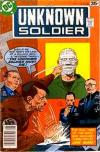 Unknown Soldier #218 comic books - cover scans photos Unknown Soldier #218 comic books - covers, picture gallery