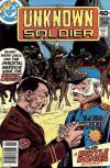 Unknown Soldier #228 comic books - cover scans photos Unknown Soldier #228 comic books - covers, picture gallery