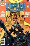Unknown Soldier #229 comic books for sale