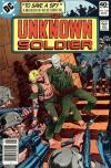 Unknown Soldier #230 comic books - cover scans photos Unknown Soldier #230 comic books - covers, picture gallery