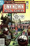 Unknown Soldier #238 comic books - cover scans photos Unknown Soldier #238 comic books - covers, picture gallery