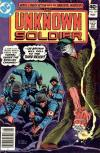 Unknown Soldier #239 comic books - cover scans photos Unknown Soldier #239 comic books - covers, picture gallery