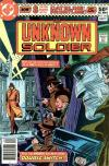 Unknown Soldier #243 comic books - cover scans photos Unknown Soldier #243 comic books - covers, picture gallery
