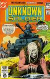 Unknown Soldier #246 comic books - cover scans photos Unknown Soldier #246 comic books - covers, picture gallery