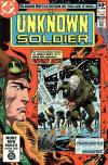 Unknown Soldier #252 comic books for sale