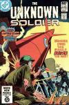 Unknown Soldier #257 comic books - cover scans photos Unknown Soldier #257 comic books - covers, picture gallery