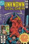 Unknown Soldier #261 comic books - cover scans photos Unknown Soldier #261 comic books - covers, picture gallery