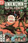 Unknown Soldier #265 comic books - cover scans photos Unknown Soldier #265 comic books - covers, picture gallery
