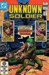 Unknown Soldier #266 comic books - cover scans photos Unknown Soldier #266 comic books - covers, picture gallery