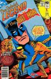 Untold Legend of The Batman comic books