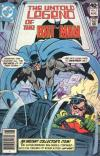 Untold Legend of The Batman #2 comic books - cover scans photos Untold Legend of The Batman #2 comic books - covers, picture gallery