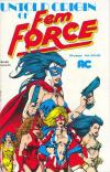 Untold Origin of FemForce comic books