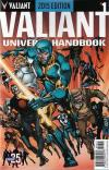 Valiant Universe Handbook 2015 Edition Comic Books. Valiant Universe Handbook 2015 Edition Comics.