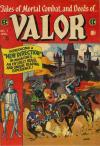 Valor #1 Comic Books - Covers, Scans, Photos  in Valor Comic Books - Covers, Scans, Gallery