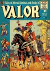 Valor #4 Comic Books - Covers, Scans, Photos  in Valor Comic Books - Covers, Scans, Gallery