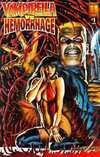 Vampirella vs. Hemorrhage comic books