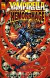 Vampirella vs. Hemorrhage #3 Comic Books - Covers, Scans, Photos  in Vampirella vs. Hemorrhage Comic Books - Covers, Scans, Gallery