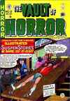Vault of Horror comic books