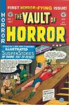 Vault of Horror Comic Books. Vault of Horror Comics.